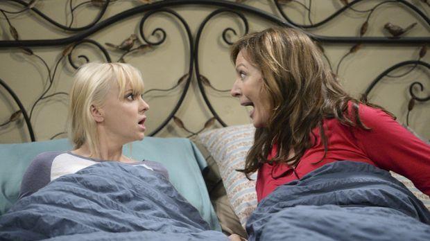 Werden sich Christy (Anna Faris, l.) und Bonnie (Allison Janney, r.) zusammen...