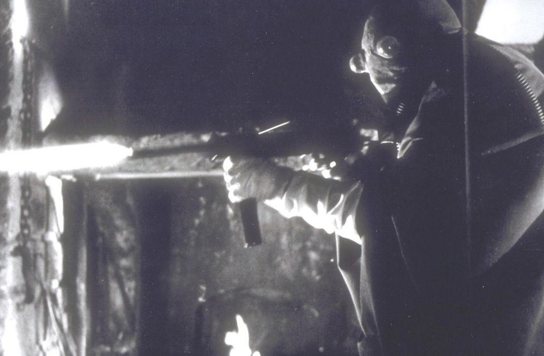 """Die """"Froschbande"""" hält seit Wochen London in Atem ... - Bildquelle: Constantin Film"""