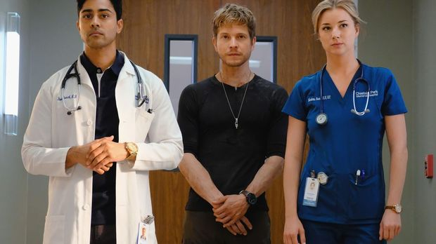atlanta medical staffel 1
