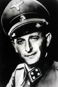 Der Aufstieg der NSDAP - SS-Obersturmbannführer Adolf Eichmann war der Cheflo...