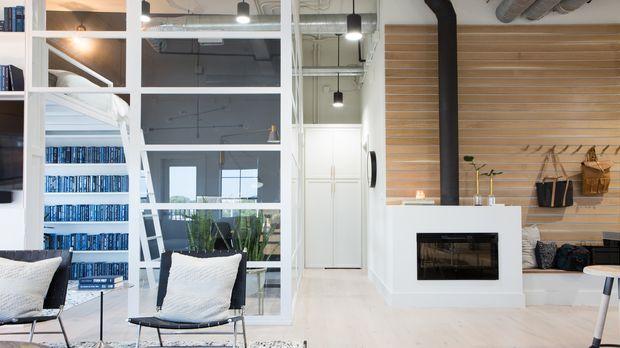 fixer upper umbauen einrichten einziehen das loft mitten in der stadt sixx. Black Bedroom Furniture Sets. Home Design Ideas
