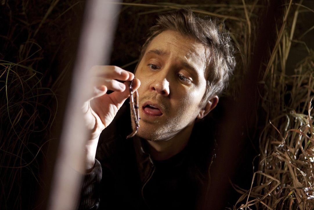 Marcus (Sam Huntington) hadert mit seiner neuen Existenz als Zombie ziemlich schwer, deshalb beschließt er, eine Selbsthilfegruppe namens COLD (Coal... - Bildquelle: Kinowelt GmbH
