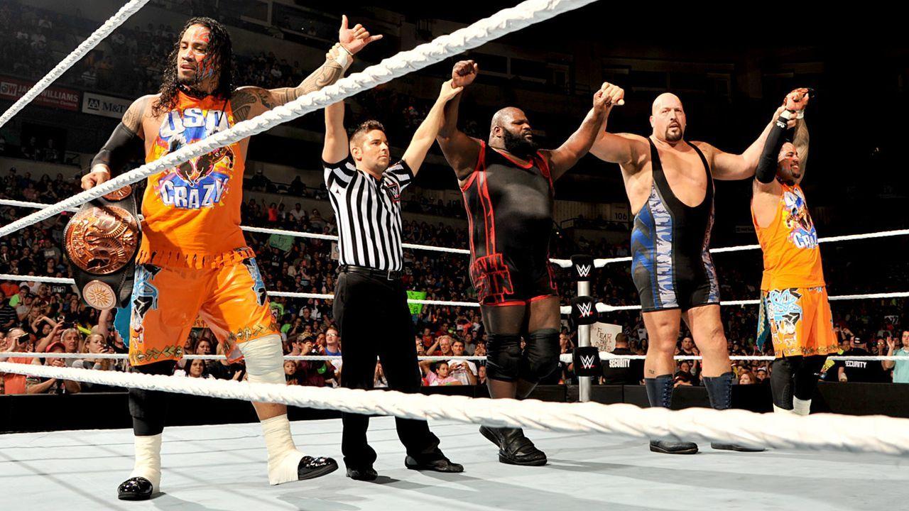 SmackDown 13. September 11