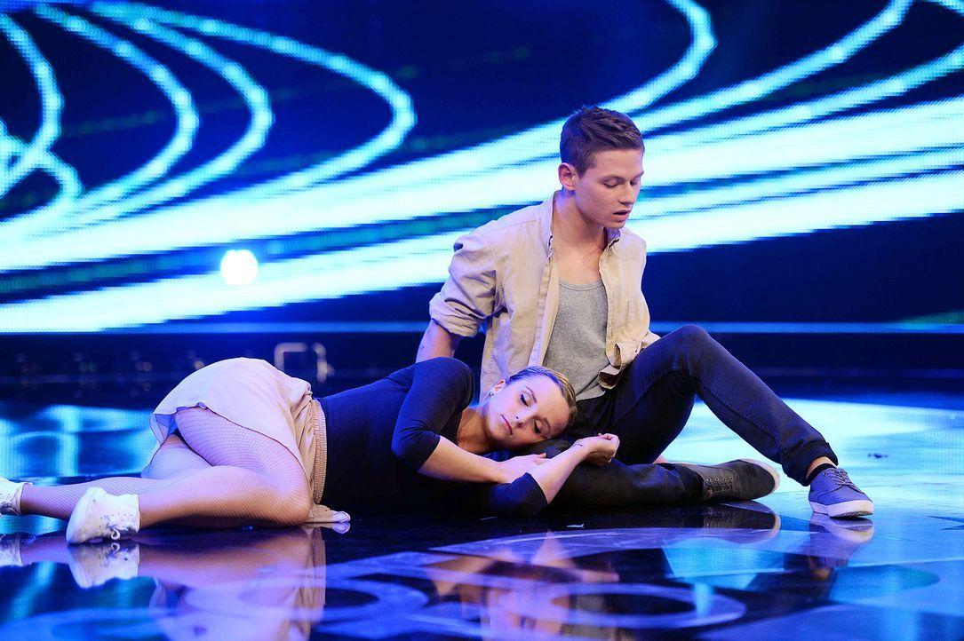 Got-To-Dance-2Levitate-01-SAT1-ProSieben-Willi-Weber - Bildquelle: SAT.1/ProSieben/Willi Weber