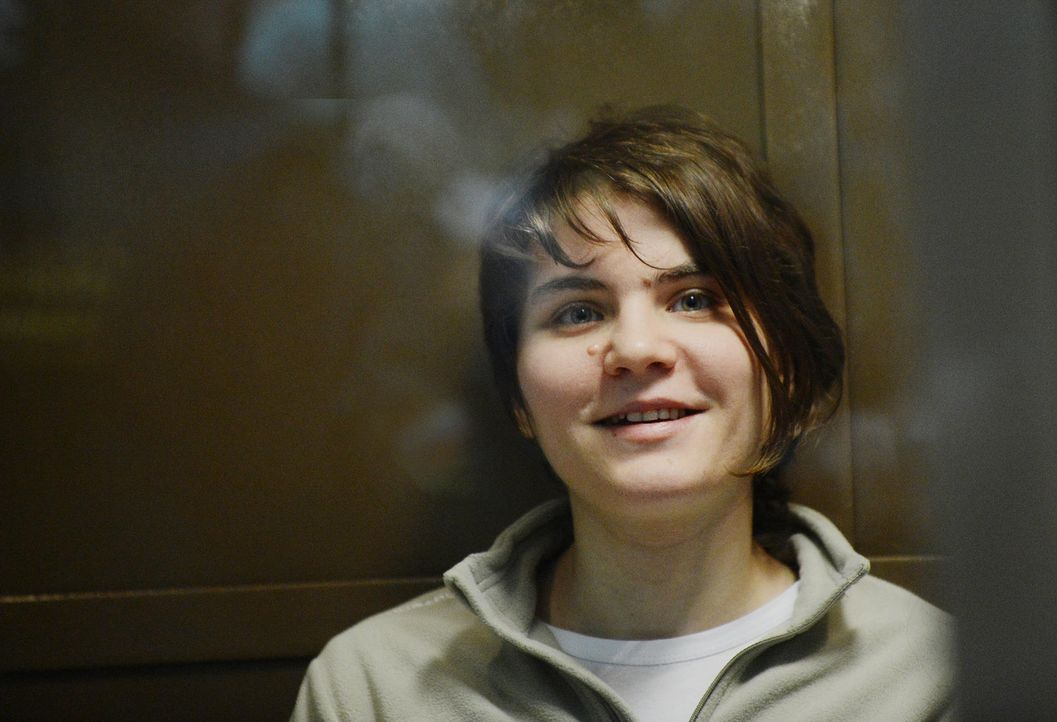 06-pussy-riot-12-10-10-natalia-kolesnikova-afpjpg 1700 x 1161 - Bildquelle: Natalia Kolesnikova/AFP