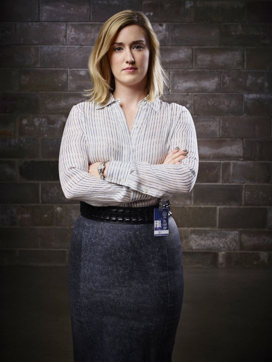 (1. Staffel) - Zusammen mit ihrem Team versucht sie, die Identität von Jane Doe herauszufinden. Doch kann sie all ihren Kollegen vertrauen? - Bildquelle: Warner Brothers.