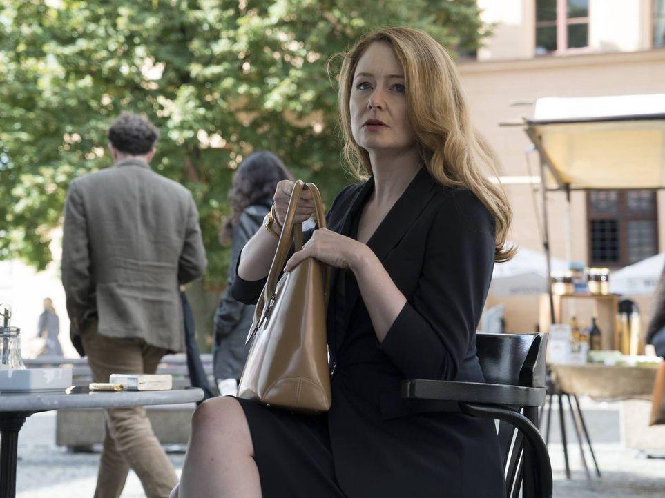 Werden sie und ihre geheimen Machenschaften auffliegen? Allison Carr (Miranda Otto) ... - Bildquelle: Stephan Rabold 2015 Showtime Networks, Inc., a CBS Company. All rights reserved.