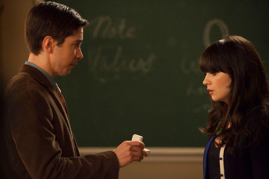 Werden sie wieder zusammenkommen? Jess (Zooey Deschanel, r.) und Paul (Justin Long, l.) ... - Bildquelle: 20th Century Fox
