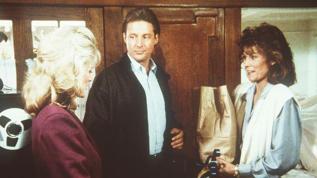 (v.l.n.r.) Francine (Martha Smith), Lee (Bruce Boxleitner) und Amanda (Kate J...