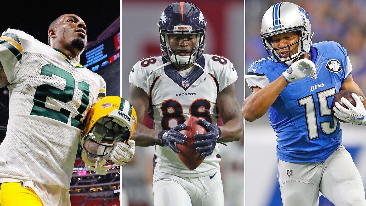 NFL: Die Trades am Deadline-Day im Überblick - Bildquelle: Getty