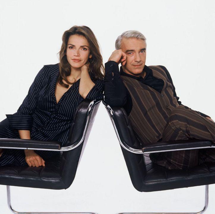 Rebecca Immanuel und Christoph M. Ohrt - Bildquelle: Sat.1