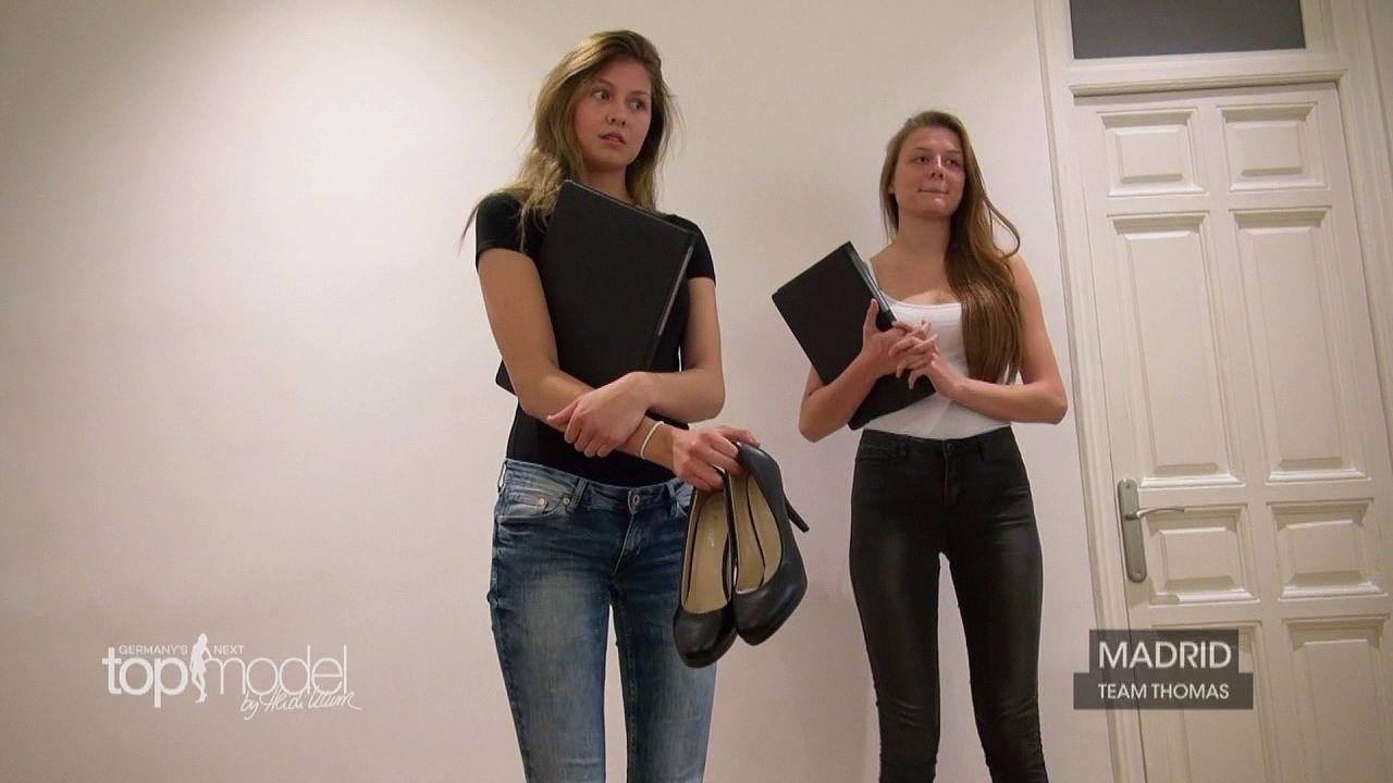 GNTM-11-Sendung3_016 - Bildquelle: ProSieben