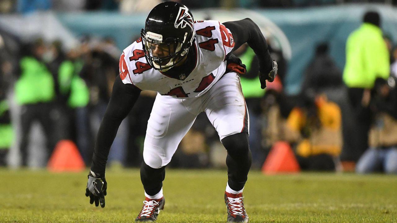 Vic Beasley (Atlanta Falcons) - Bildquelle: imago
