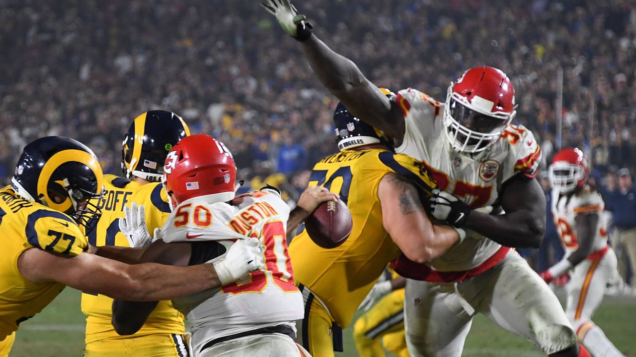 Punkte, Touchdowns, Pässe: NFL auf Rekordjagd - Bildquelle: imago/UPI Photo