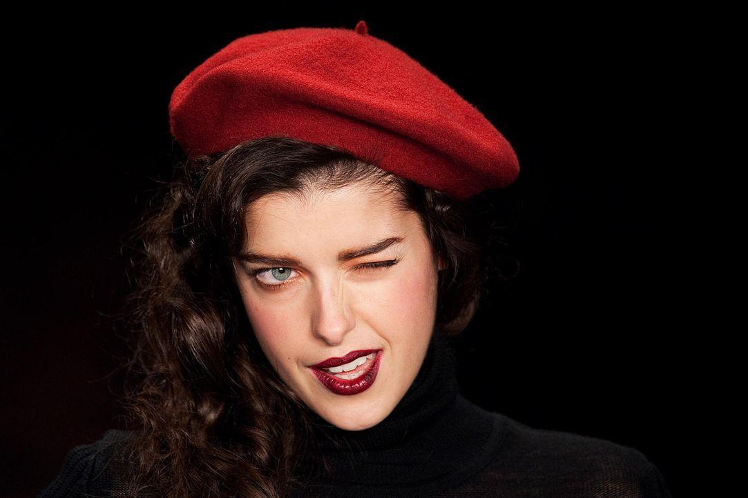 fashion-week-berlin-12-01-18-marie-nasemann3-dpajpg 1900 x 1267 - Bildquelle: dpa