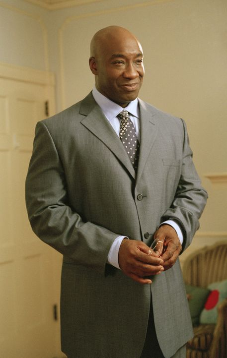 Mr. Phipps (Michael Clarke Duncan) hat ein Problem ... - Bildquelle: Copyright   2005 Screen Gems, Inc. All Rights Reserved.