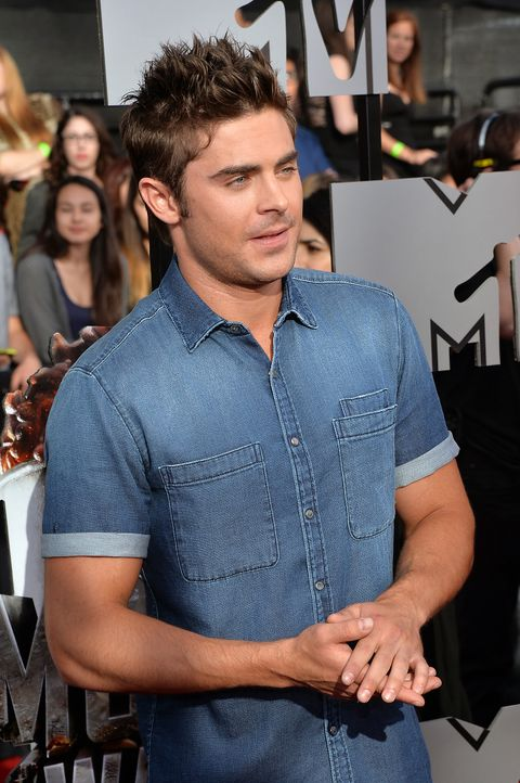 MTV-Movie-Awards-Zac-Efron-140313-1-getty-AFP - Bildquelle: getty-AFP
