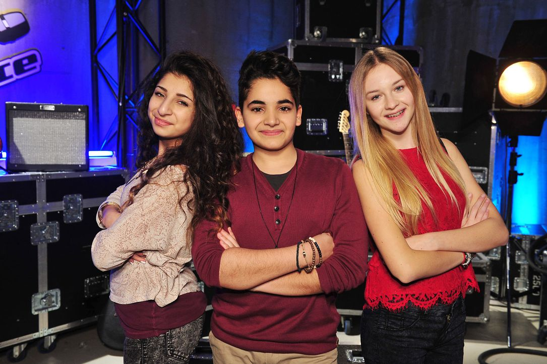 The-Voice-Kids-Stf02-Epi07-Soufjan-Renaz-Pia-7-SAT1-Andre-Kowalski - Bildquelle: SAT.1/Andre Kowalski
