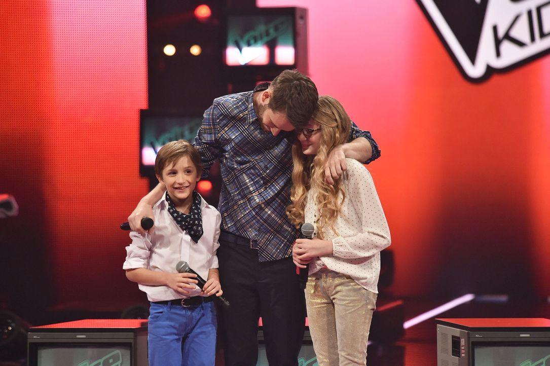 The-Voice-Kids-Stf03-Finale-Probe-38-Nestor-Cosma-SAT1-Andre-Kowalski - Bildquelle: SAT.1/ Andre Kowalski