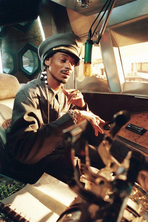 Schlechte Aussichten: Der Pilot Mack (Snoop Dogg) hat Höhenangst und ist ständig bekifft ...