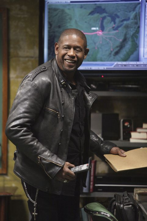 Gemeinsam mit seinem Team, muss Sam (Forest Whitaker) einen neuen Fall lösen. Doch wird es ihnen gelingen? - Bildquelle: ABC Studios