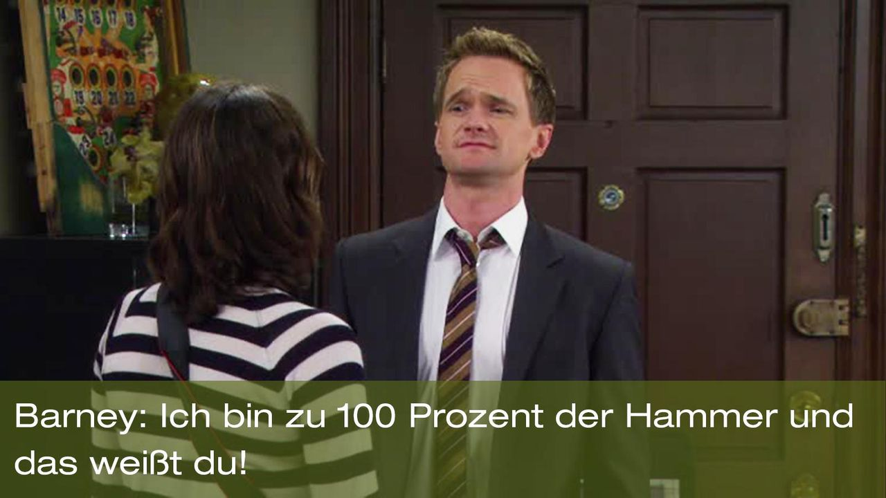 zitat-how-i-met-your-mother-staffel-7-episode-24-magier-kodex-2-7-foxjpg 1600 x 900 - Bildquelle: 20th Century Fox