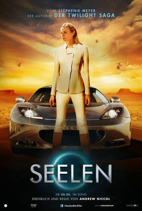 Seelen - Plakatmotiv - Bildquelle: 2013 Concorde Filmverleih GmbH