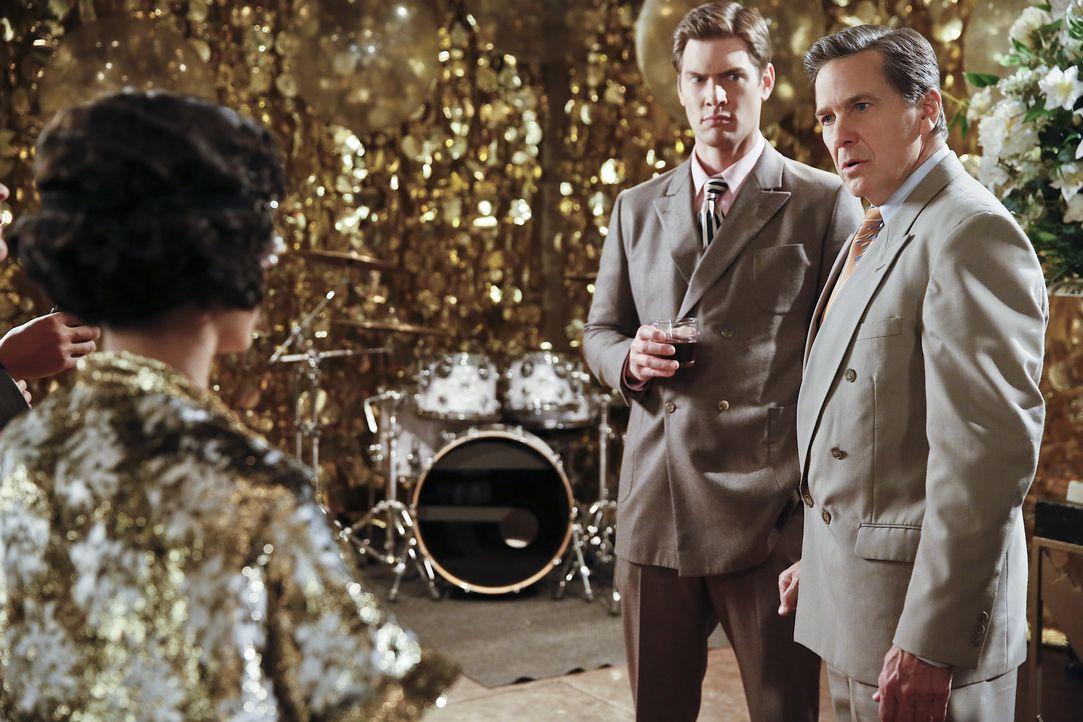 Staffel 3, Folge 14: Brick ist geschockt - Bildquelle: Warner Bros. Entertainment Inc.