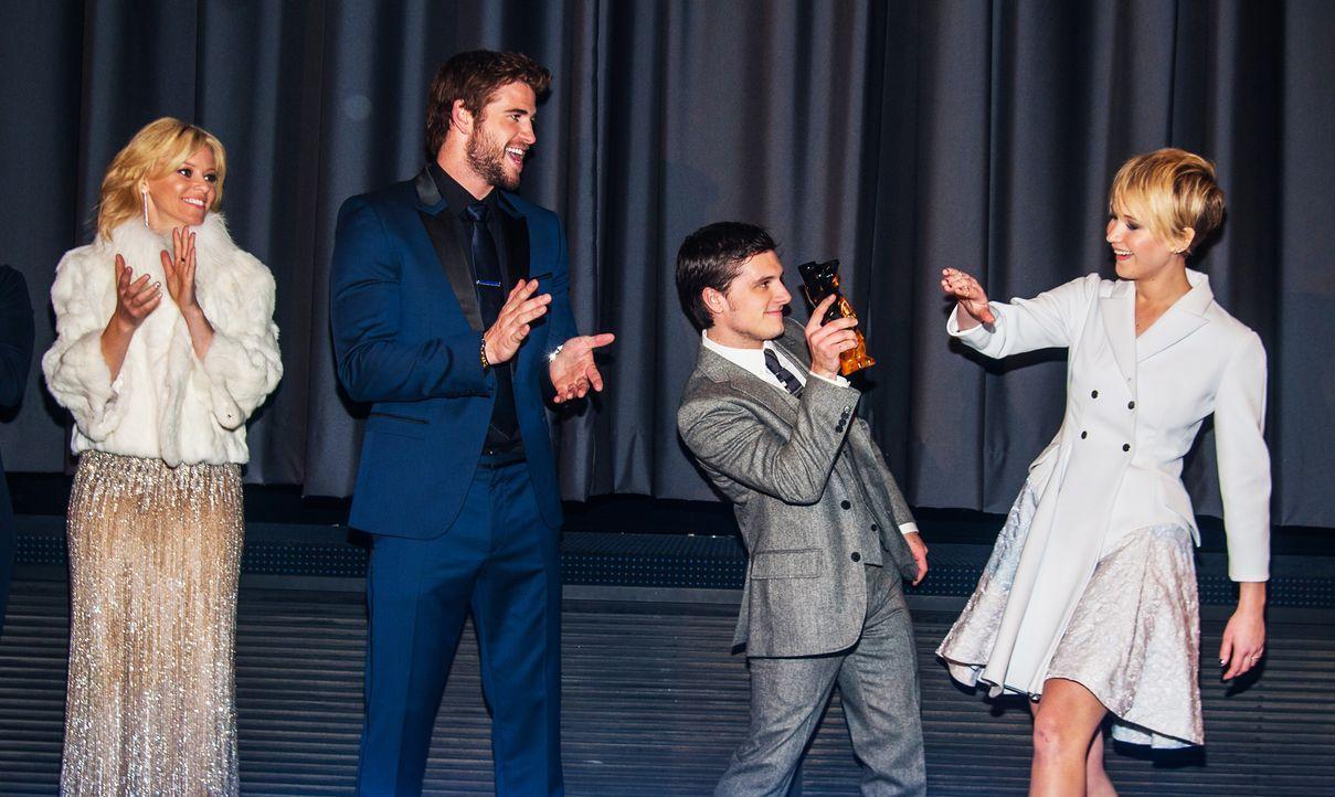Hunger-Games-Catching-Fire-Deutschland-Premiere-39-Studiocanal - Bildquelle: Norbert Kesten, ShamrockMedia