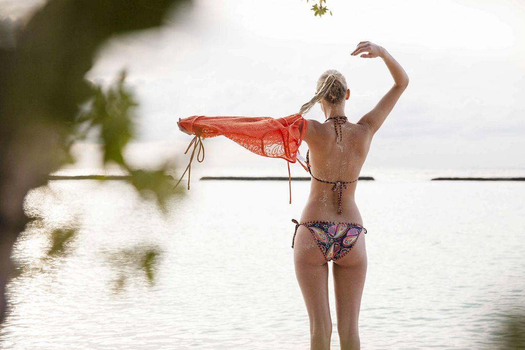 GNTM-Stf10-Epi13-Bikini-Shooting-Malediven-127-Darya-ProSieben-Boris-Breuer - Bildquelle: ProSieben/Boris Breuer