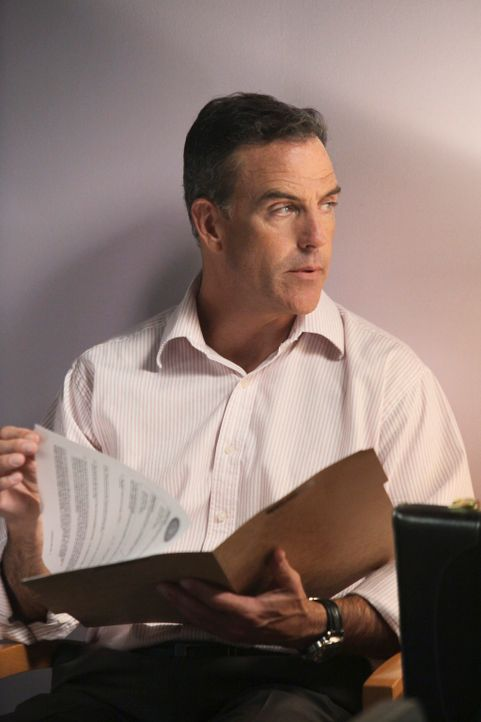Hält Stellung am Krankenbett seiner Tochter: Karl (Richard Burgi) ... - Bildquelle: ABC Studios