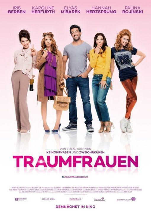 Traumfrauen - Plakat - Bildquelle: Warner Bros.