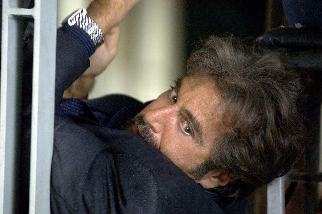 Ihm bleiben 88 Minuten um sein eigenes Leben zu retten: Jack Gramm (Al Pacino) ... - Bildquelle: Nu Image