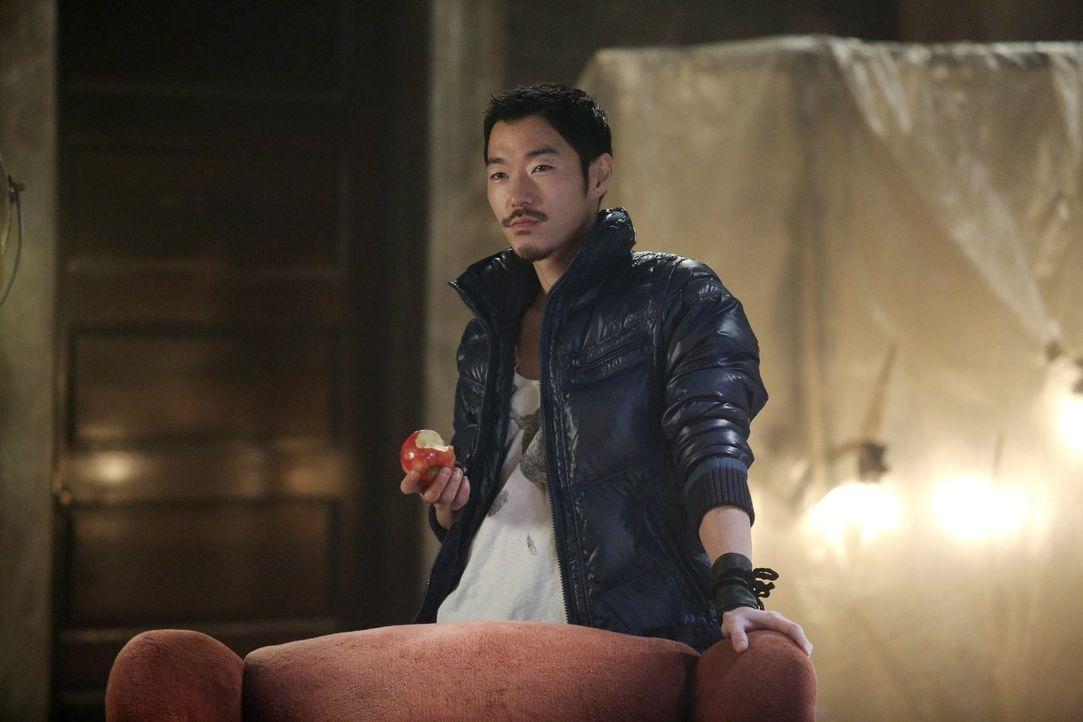 Ein gefährlicher Plan soll die Tomorrow People vor Julian schützen und Russell (Aaron Yoo) lässt es sich nicht nehmen, ein Teil des Plans zu sein ..... - Bildquelle: Warner Bros. Entertainment, Inc