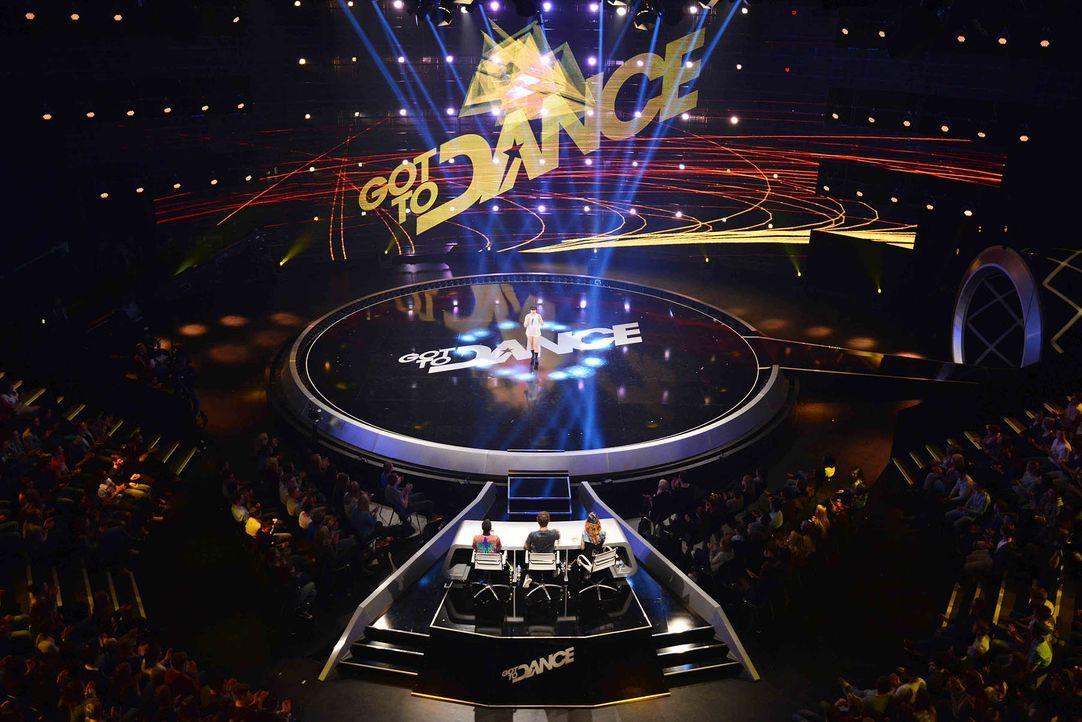 Got-To-Dance-Jennifer-Herzog-05-SAT1-ProSieben-Willi-Weber - Bildquelle: SAT.1/ProSieben/Willi Weber
