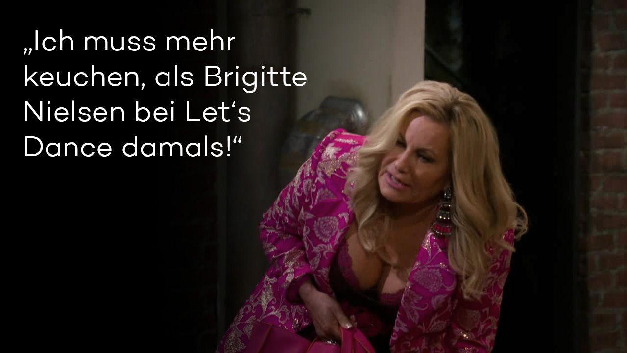 """Zitate aus """"2 Broke Girls"""" Bild Staffel 5 - Bild Nr.8 - Bildquelle: Warner Brothers"""