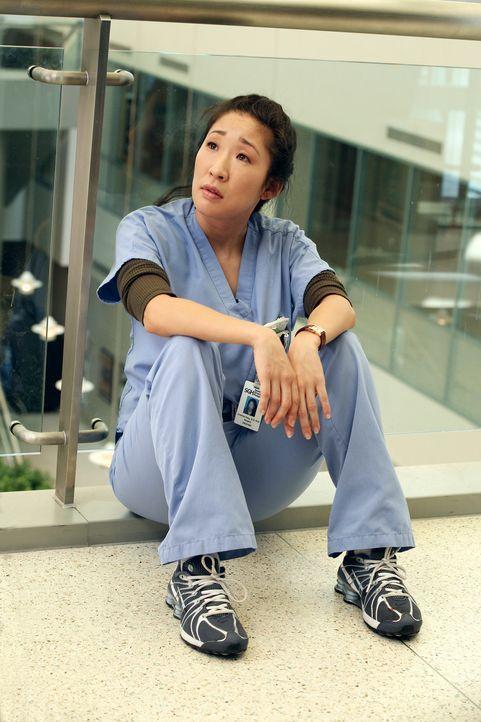 Cristina (Sandra Oh) riskiert ihre Beziehung ... - Bildquelle: Touchstone Television