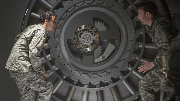 Scorpion - Scorpion - Staffel 2 Episode 23: Einbruch In Fort Knox