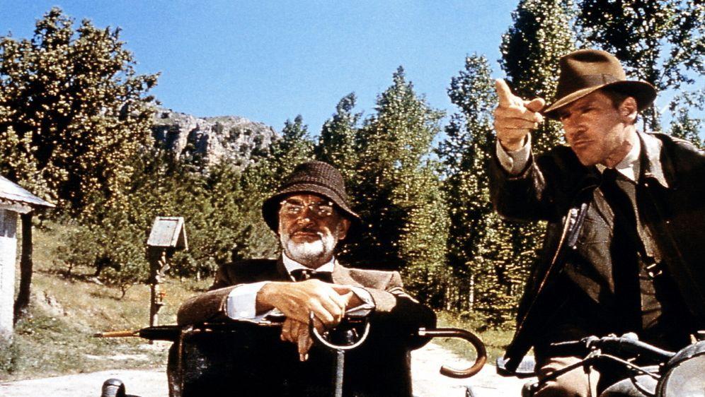 Indiana Jones und der letzte Kreuzzug - Bildquelle: Paramount Pictures