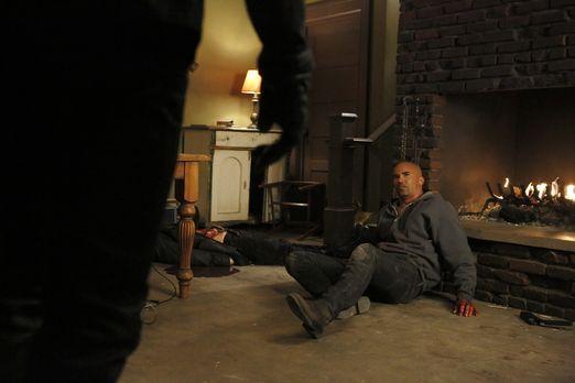 Criminal Minds - Morgans (Shemar Moore) Entführer haben ihn in eine abgelegen...
