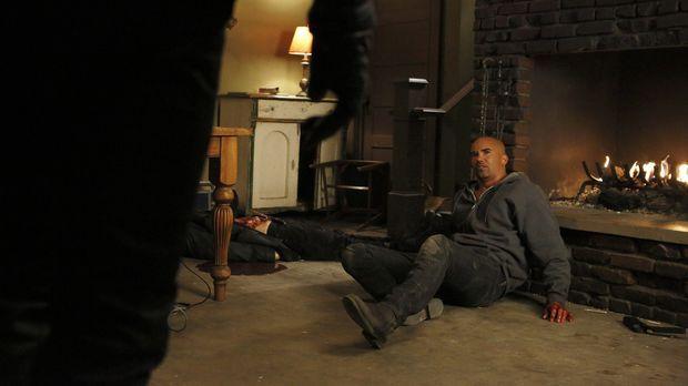 Morgans (Shemar Moore) Entführer haben ihn in eine abgelegene Hütte verschlep...