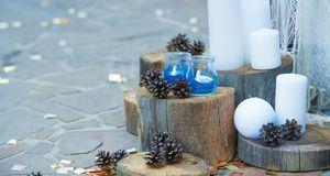 Adventsgestecke-Ideen können ruhig etwas ausgefallen sein. Besonders natürlic...