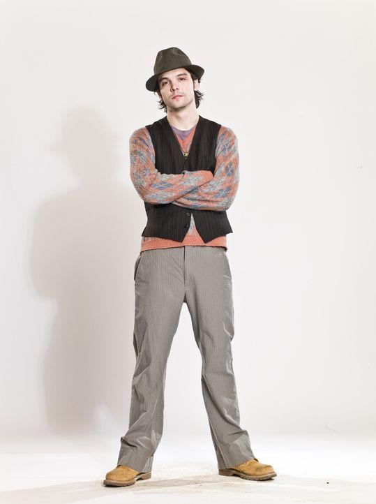 (2. Staffel) - Unterstützt Cutter bei seinen Recherchen: Connor Temple (Andrew Lee Potts) ... - Bildquelle: ITV Plc