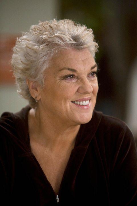 Dereks Mutter Carolyn (Tyne Daly) hat ihren Besuch angekündigt und in Merediths Haus herrscht deshalb große Nervosität ... - Bildquelle: Touchstone Television