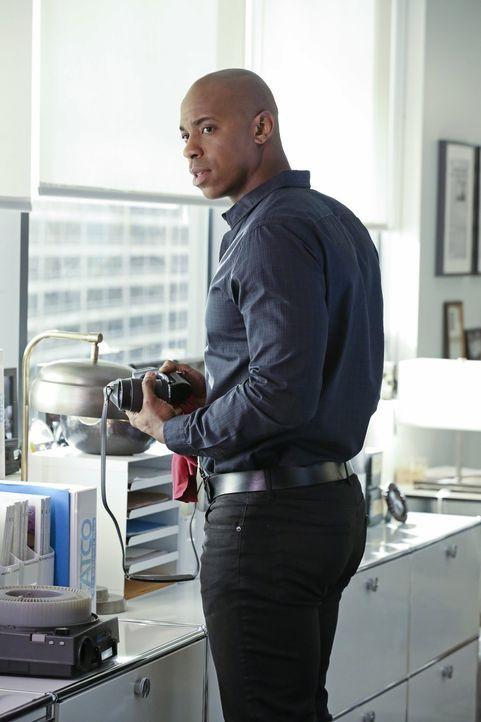 James (Mehcad Brooks) vertraut Kara an, wie es um ihn und Lucy steht. Er ahnt nicht, dass Kara alias Supergirl bald die Kontrolle verlieren und mora... - Bildquelle: 2015 Warner Bros. Entertainment, Inc.