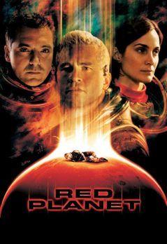Red Planet - RED PLANET - Plakatmotiv - Bildquelle: Warner Bros. Entertainmen...