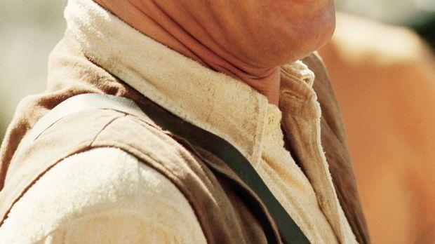 John Russell (Paul Newman), ein bei den Apachen aufgewachsener Weißer, muss s...