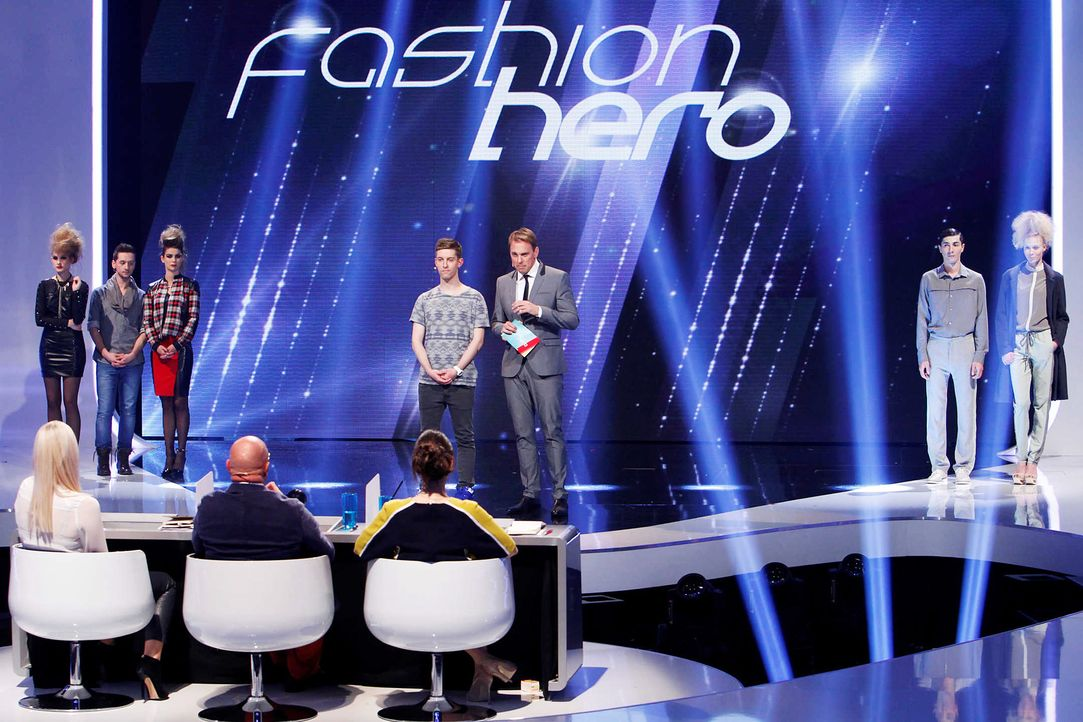 Fashion-Hero-Epi05-Show-82-ProSieben-Richard-Huebner - Bildquelle: Richard Huebner