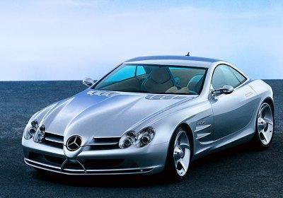 Platz 14: Mercedes SLR - Bildquelle: Mercedes