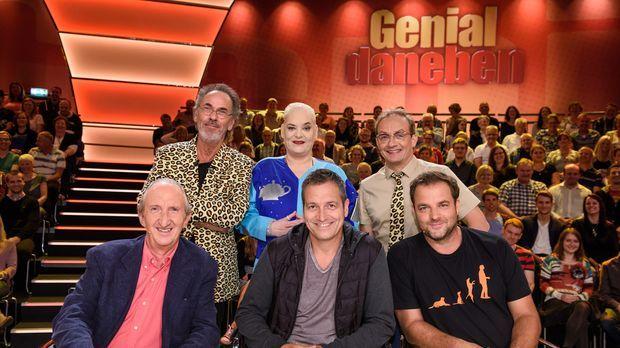 Genial Daneben - Die Comedy Arena - Genial Daneben - Die Comedy Arena - Mike Krüger Und Dieter Nuhr Raten Wieder Vereint Genial Daneben!